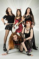 AC/DC Sound meets Frauenpower im Hallenbad